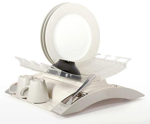 Сушилка настольная для посуды и столовых приборов Otto