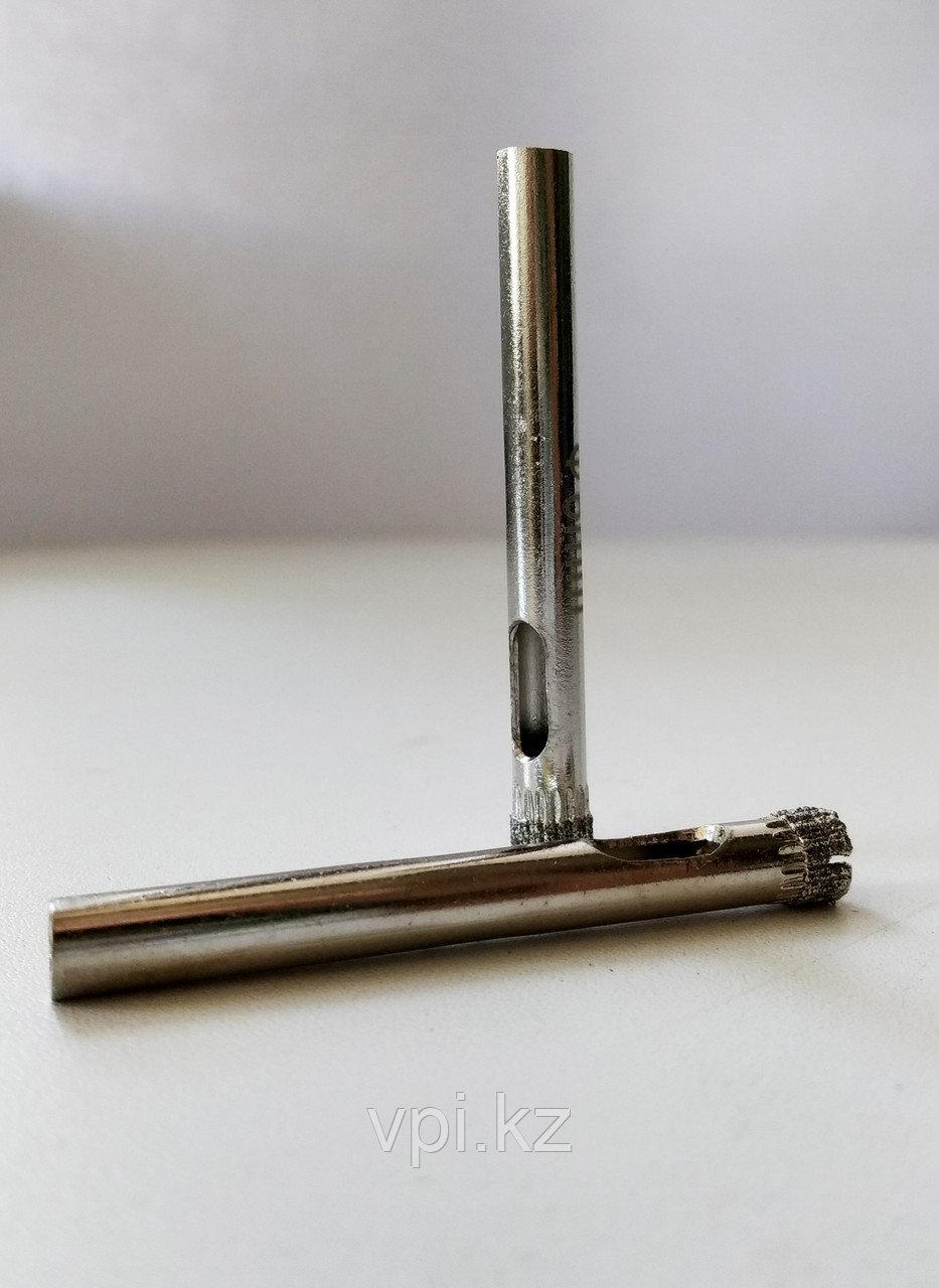 Сверло трубчатое алмазное 4мм