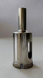 Сверло трубчатое алмазное 22мм