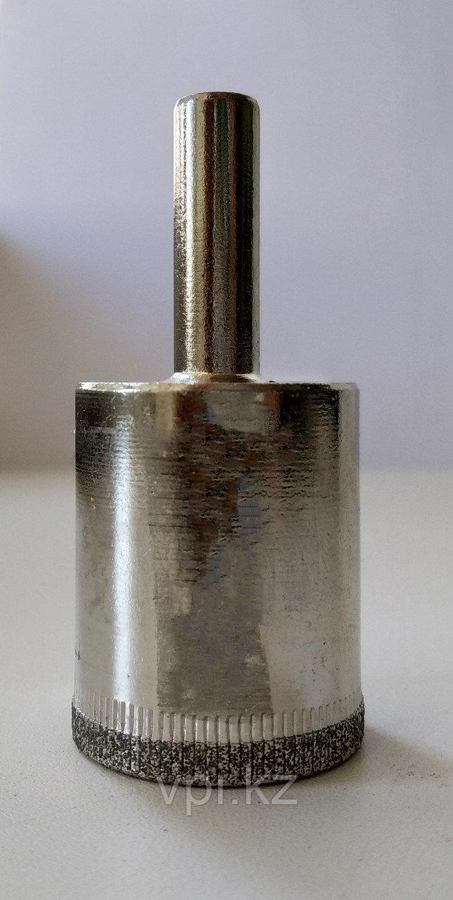 Сверло трубчатое алмазное 25мм