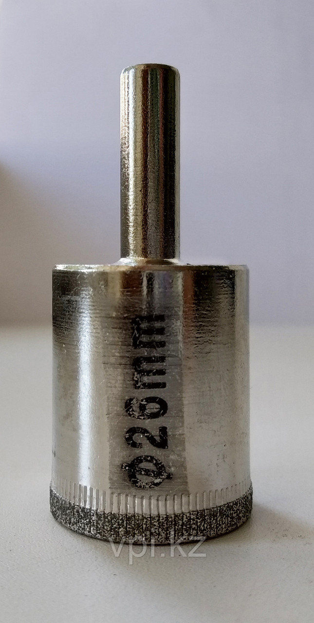 Сверло трубчатое алмазное 26мм