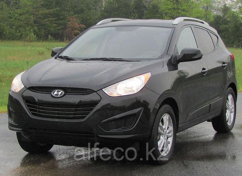 Защита картера и кпп Hyundai IX35 2010 -