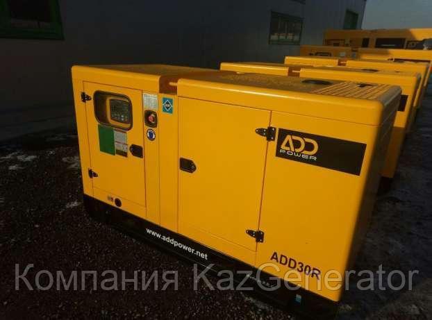 Дизельный генератор ADD POWER ADD 30 R (24 кВт)