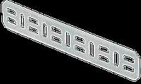 Пластина шарнирного соединения h 35 мм.