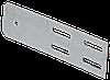 Пластина шарнирного соединения h 80mm IEK HDZ