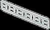 Пластина шарнирного соединения h 100