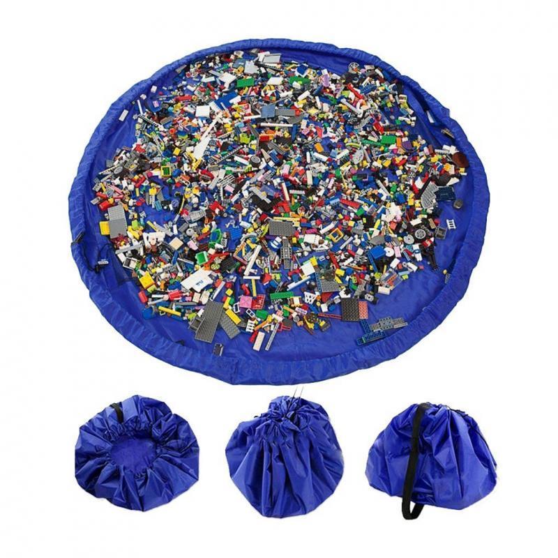 Коврик мешок для игрушек