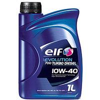 Моторно масло ELF EVOLUTION 700 TURBO DIESEL 10W40 1L