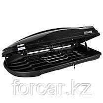 Автобокс Diamond 430 черный глянцевый 184*80*44 с двустор. открыванием, фото 2