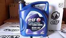 Моторно масло ELF EVOLUTION 700 TURBO DIESEL 10W40 5L