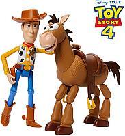 Вуди и конь Булзай из м/ф «История игрушек» Toy Story 4, фото 1