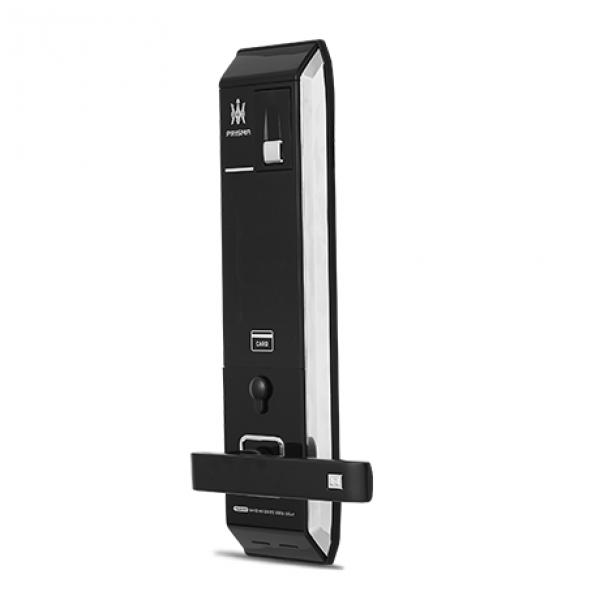 Врезной автономный биометрический и кодовый замок H-Gang Prisma F901 (TM901)