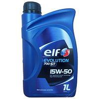 Масло моторное ELF EVOLUTION 700 STI 15W50 API SL/CF 1л