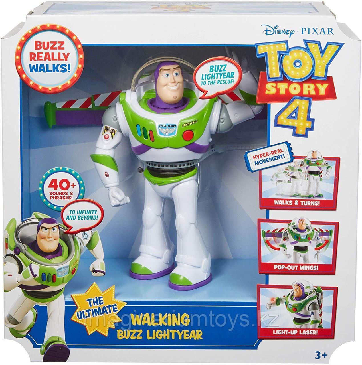 Баз Лайтер интерактивный из м/ф «История игрушек»