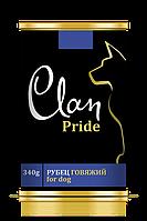 Clan Pride консервы для собак (рубец говяжий) 340 гр.