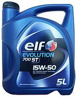 Масло моторное ELF EVOLUTION 700 STI 15W50 API SL/CF 5л