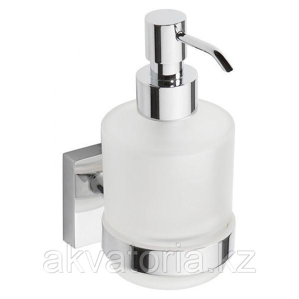 132109102 BETA Дозатор жидкого мыла, настенная модель, стекл