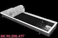 Внутрипольный конвектор отопления без вентилятора ВК.90.300.4ТГ
