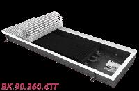Внутрипольный конвектор отопления без вентилятора ВК.090.360.4ТГ