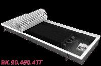 Внутрипольный конвектор отопления без вентилятора ВК.090.400.4ТГ