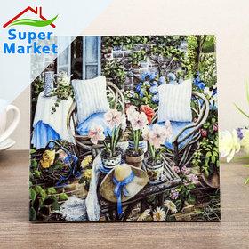 Картины из керамики и фарфора