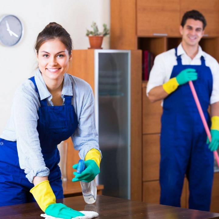 Текущая и генеральная уборка