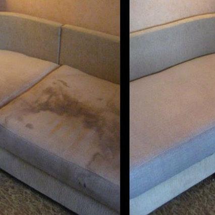 Чистка мягкой мебели в офисе