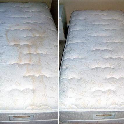 Химчистка матраса 1 спальное место (с двух сторон)