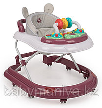 Ходунки Happy Baby Smiley V2 Bordo