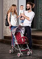 Прогулочная коляска Happy Baby Twiggy Red, фото 1