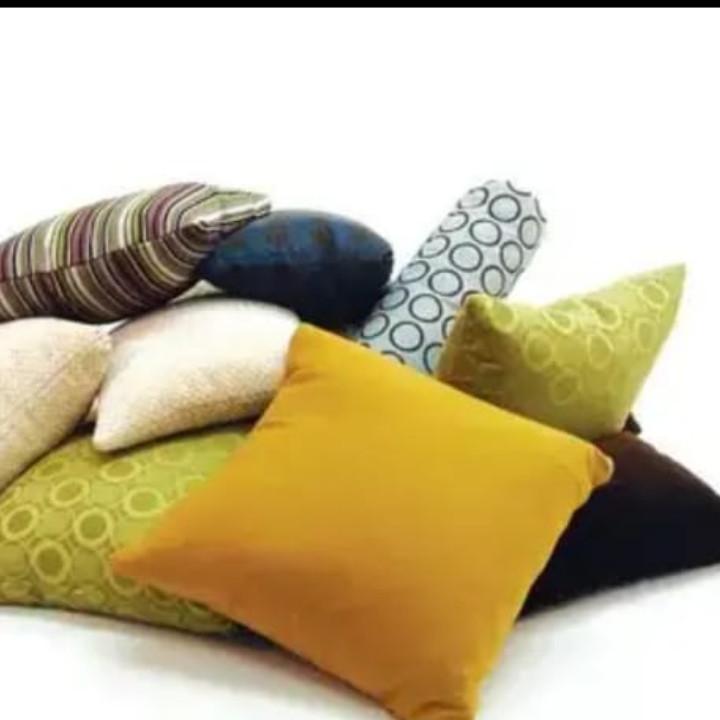 Химчистка декоративной подушки