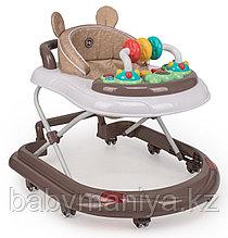 Ходунки Happy Baby Smiley V2 Brown
