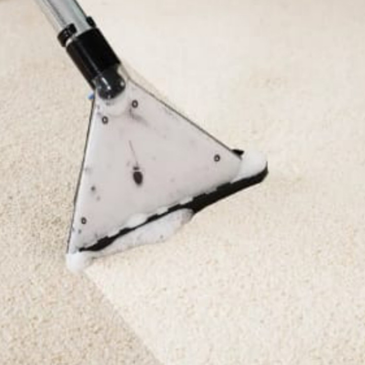 Домашняя чистка ковров