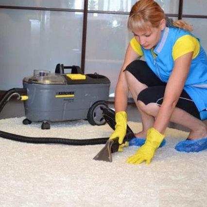 Очистка ковров
