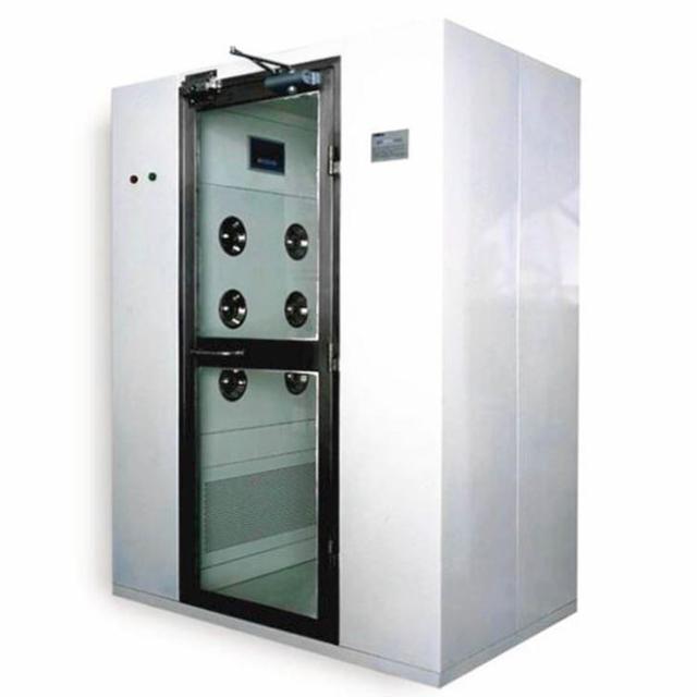 Воздушный душ для персонала