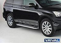 "Пороги на Honda CR-V 2007-2012  ""Bmw-Style"""
