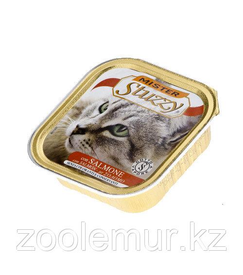 Stuzzy «Mister Stuzzy Cat» консервы для кошек (с лососем) 100 гр.