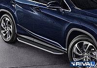 """Пороги на Lexus RX 2015- """"Premium"""""""