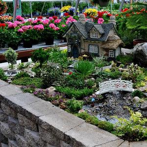 садовый декор, общее