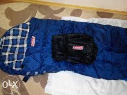 Спальный мешок coleman до -10 градусов - фото 4