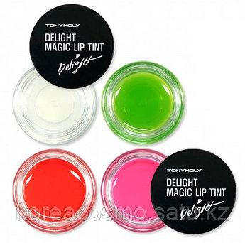 Ягодный блеск-тинт для губ Tony Moly Delight Magic Lip Tint