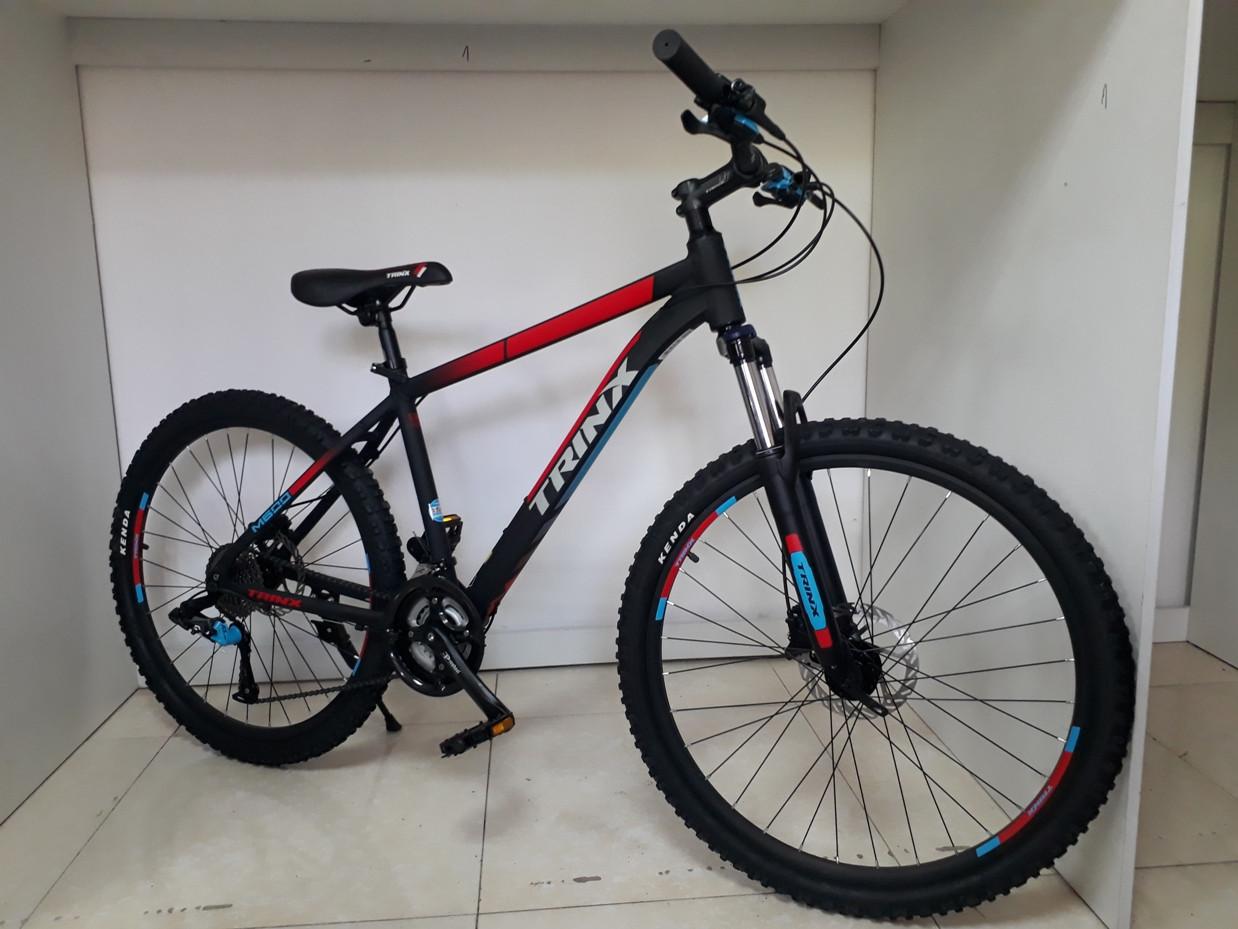 Велосипед Trinx M600, 17 рама - гидравлические тормоза!