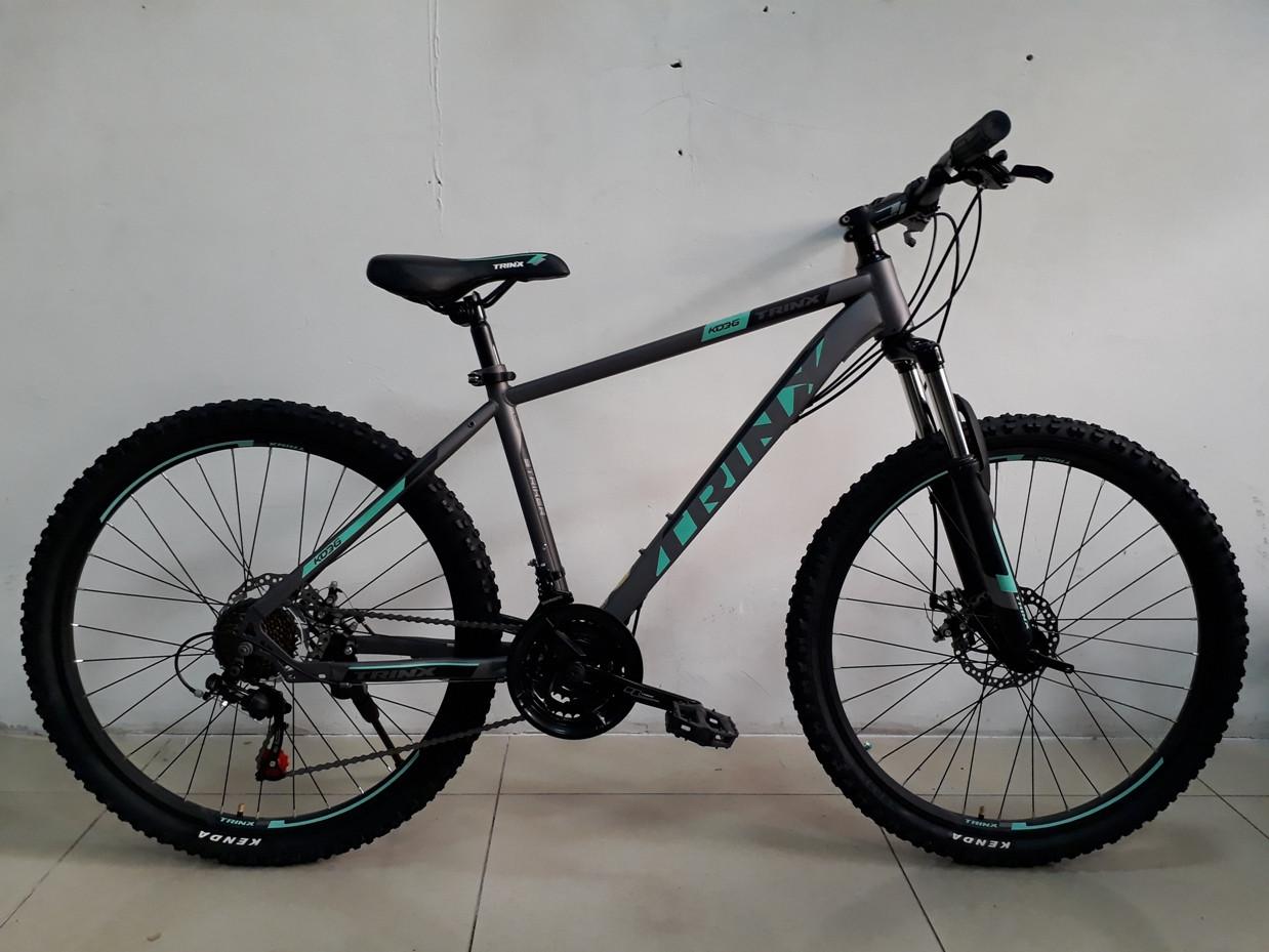 Качественный велосипед Trinx K036, 17 рама - топ продаж!