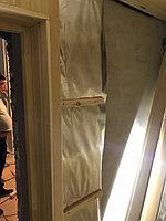 """Финская сауна. Размер = 2,2 х 1,7 х 2,1 м. Адрес: г. Алматы, пос-к """"Юбилейный"""". 21"""