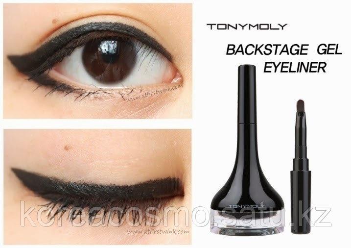 Гелевая подводка для глаз Tony Moly Backstage Gel Eyeliner