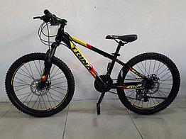 Бюджетный велосипед Trinx K014