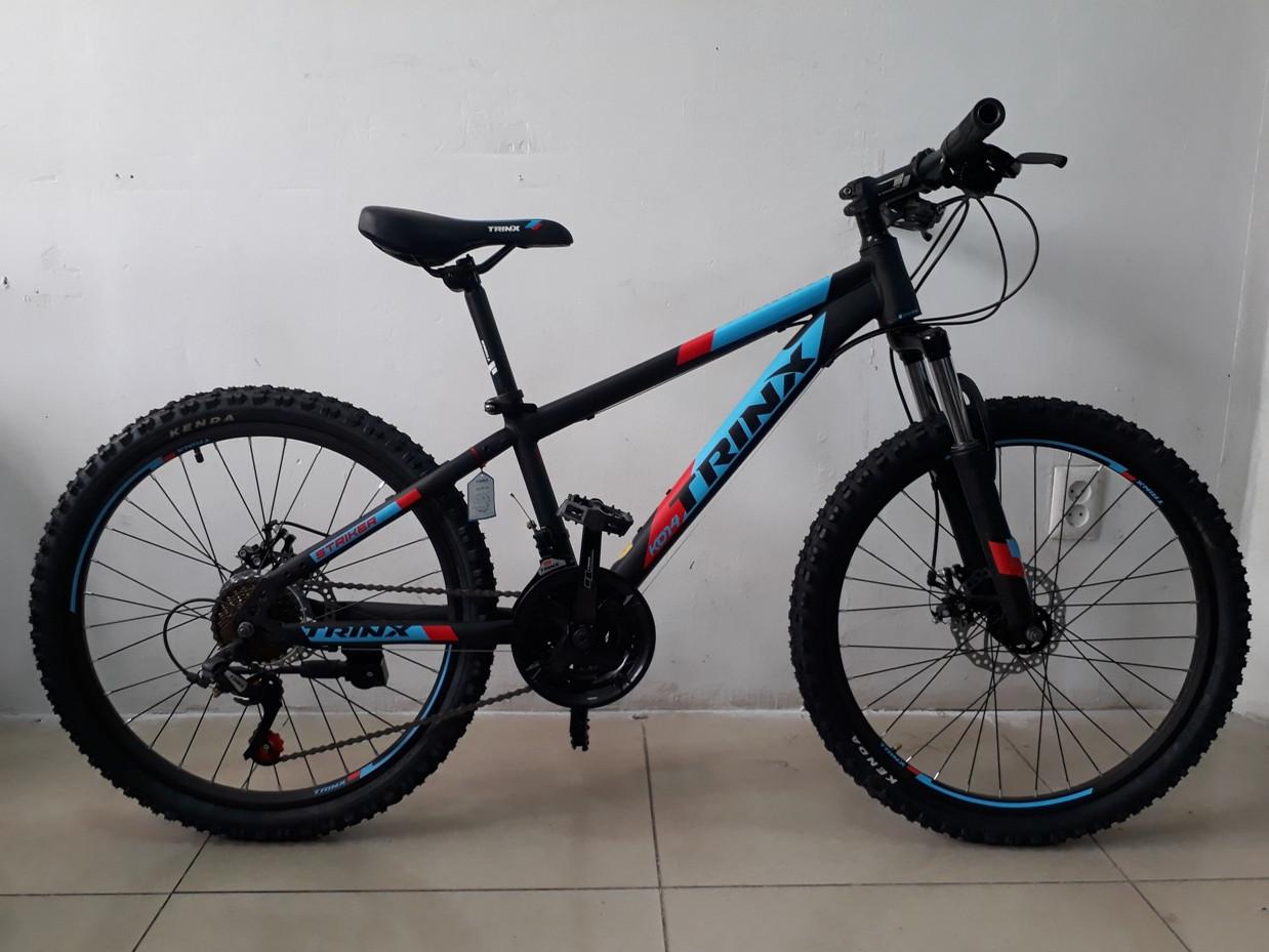 Велосипед Trinx K014 для подростков и девушек. Рассрочка. Kaspi RED