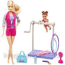 Кукла Barbie Барби Инструктор гимнастики