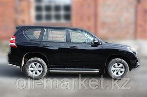 Защита порогов для Toyota Land Cruiser Prado 150 (2009-2017г), фото 2