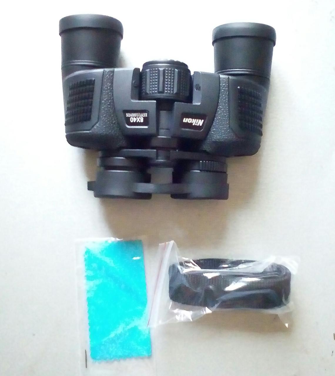 Бинокль Nikon 8x40